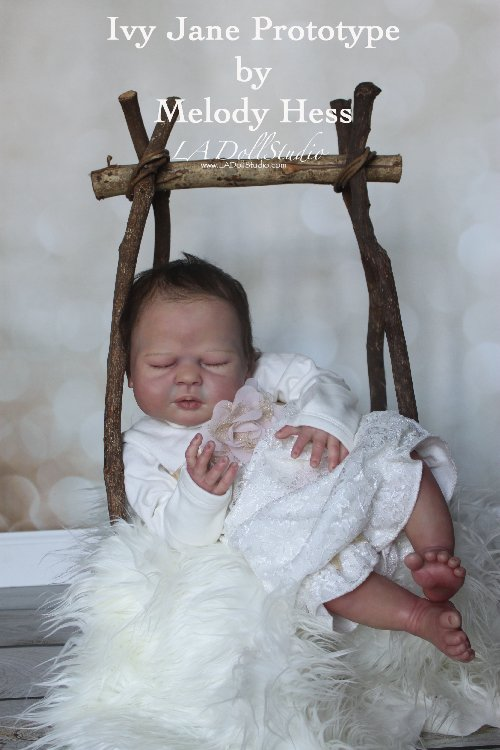 Melody Hess Dolls One Of A Kind Hand Sculpted Babies By